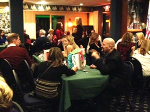 holiday party 2014 Walden environmental engineering