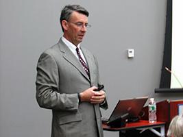 Joe Heaney speaking about OSHA Management