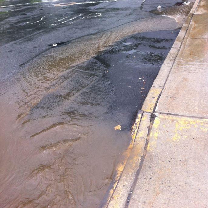 SPDES stormwater discharge
