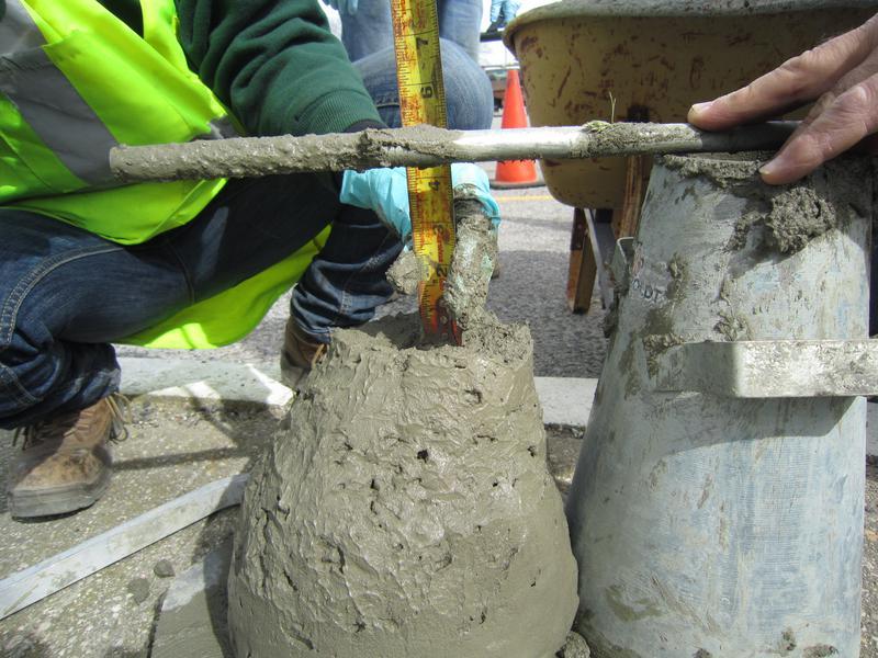 Concrete Slump Test